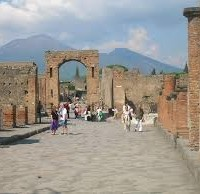Pompei, Europe supports the archaeological excavations